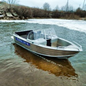 Катер Wyatboat 430DCМ
