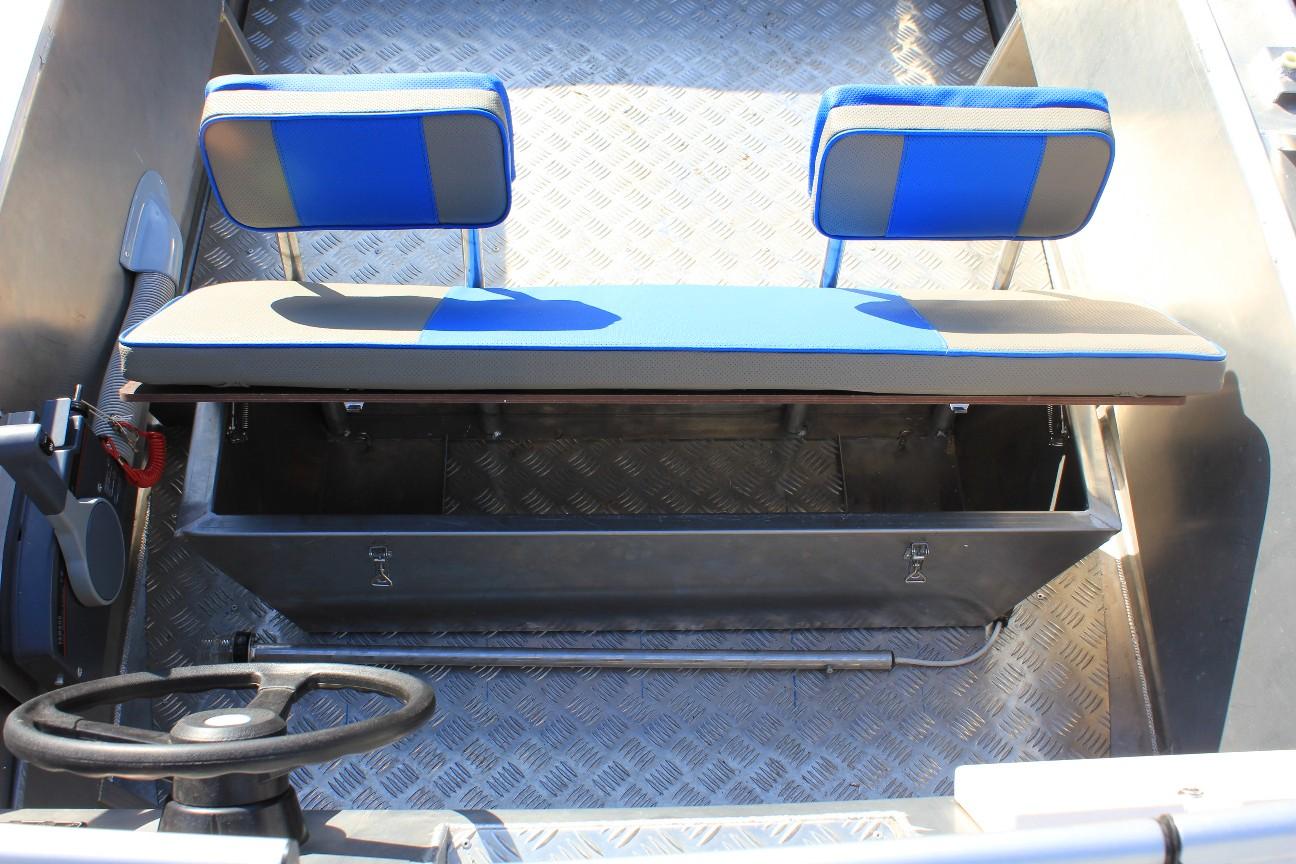 Сиденье в алюминиевую лодку своими руками