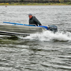 Лодка «Wyatboat-390М»