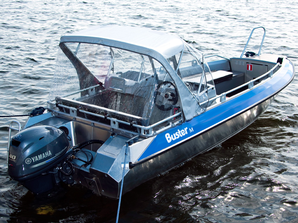 Импортные катера и лодки