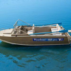 Катер Wyatboat 460PRO