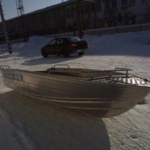 Катер Wyatboat 460Р