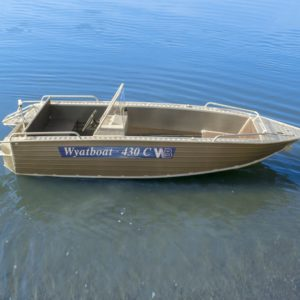Катер Wyatboat 430C