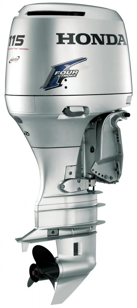 лодочный мотор хонда 115 характеристики