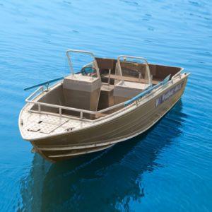 Катер Wyatboat 460DC