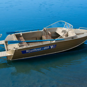 Катер Wyatboat 460