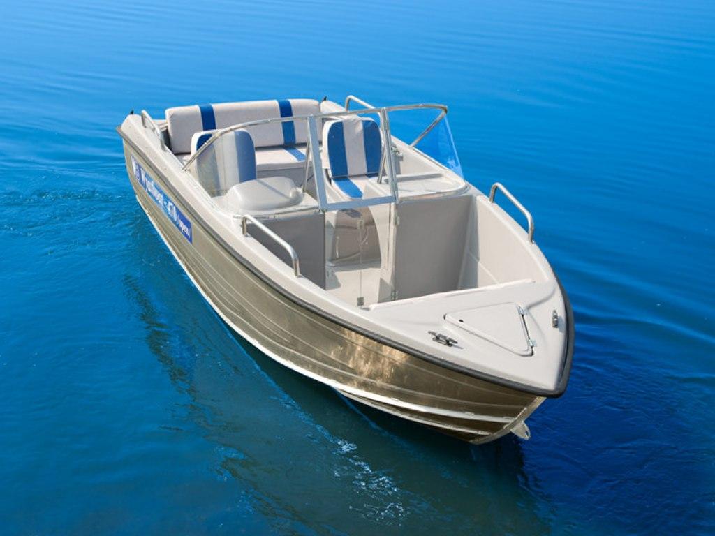Катер Wyatboat 470 Open