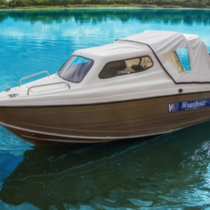Катер Wyatboat 470П