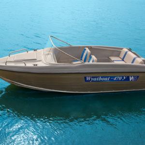 Катер Wyatboat 470У