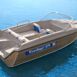 Катер Wyatboat 470