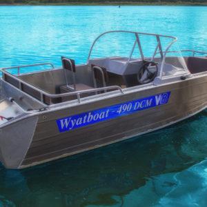 Катер Wyatboat 490DCM