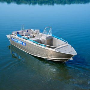 Катер Wyatboat 490DC