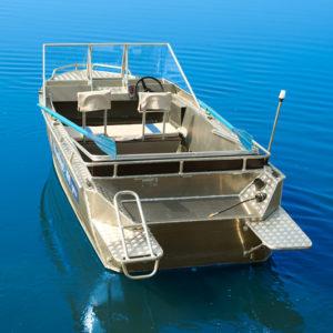 Катер Wyatboat 490PRO