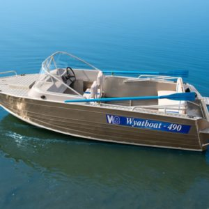 Катер Wyatboat 490