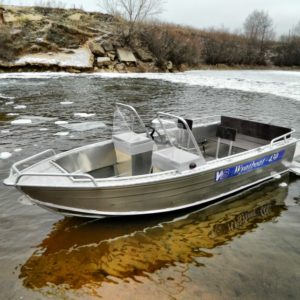 Катер Wyatboat 430DC