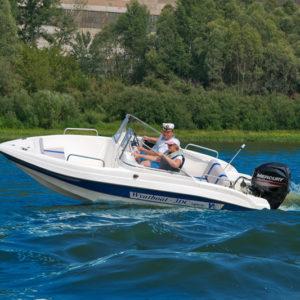 Wyatboat 3DC + Mercury 50ELPTO