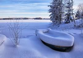 Как подготовить лодку к зиме?
