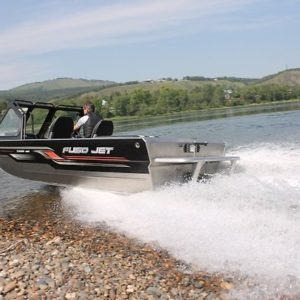 Водометный катер Fish-420