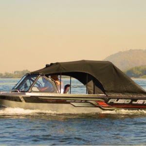 Водометный катер Fish-525