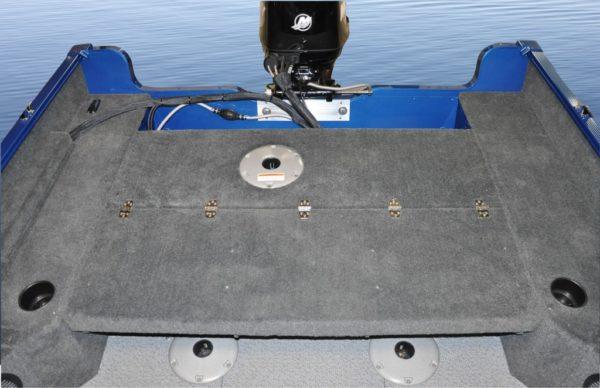 Fury XL Aft Flip Seat Down 1024×662