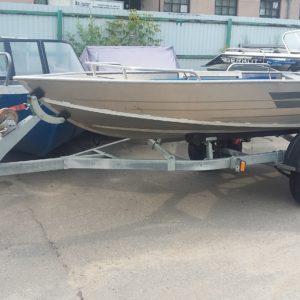 Мотолодка Windboat 38M +Прицеп МЗСА+ Мотор