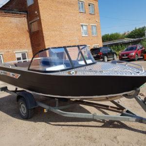 Orionboat 49 Fish Капотная