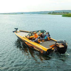 Finval 555 Sport Angler