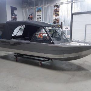 Алюминиевая лодка ТУМАН 565
