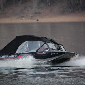 Водометный катер Fish-X5