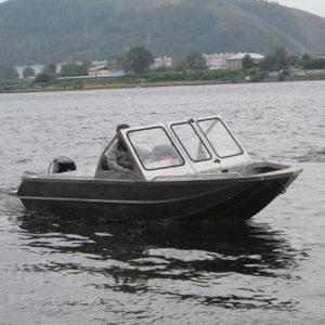 Алюминиевая лодка ТУМАН 470