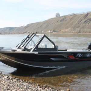 Алюминиевая лодка ТУМАН 510 JET