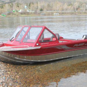 Алюминиевая лодка ТУМАН 490